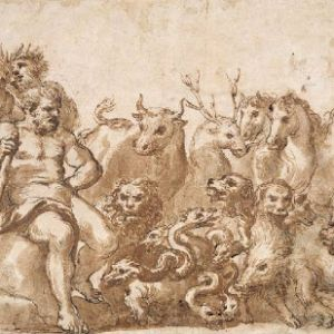 An Allegory of the Labours of Heracles