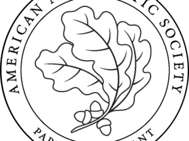 Logo for American Numismatics Society