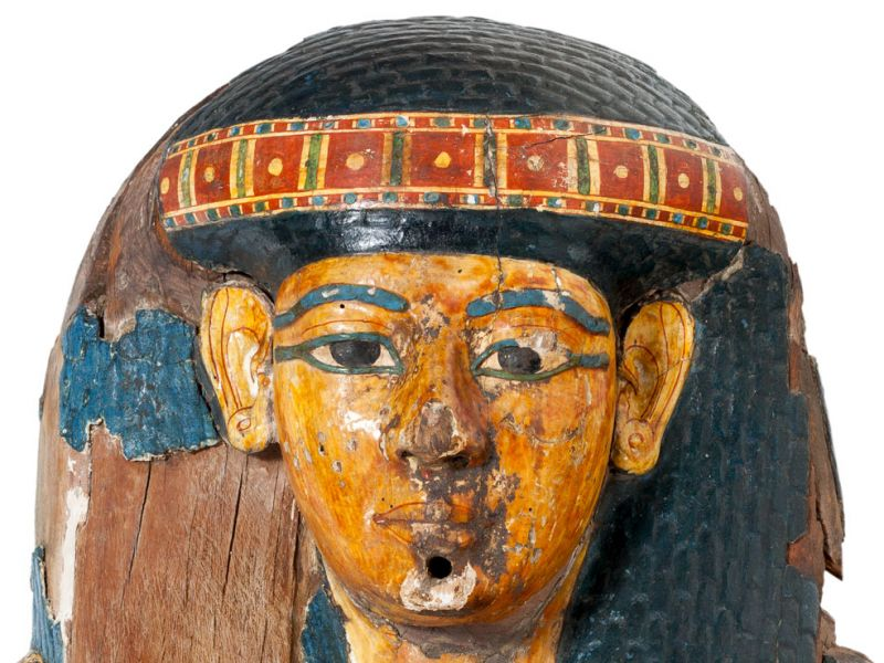 A highlight image for Gallery 19: Ancient Egypt