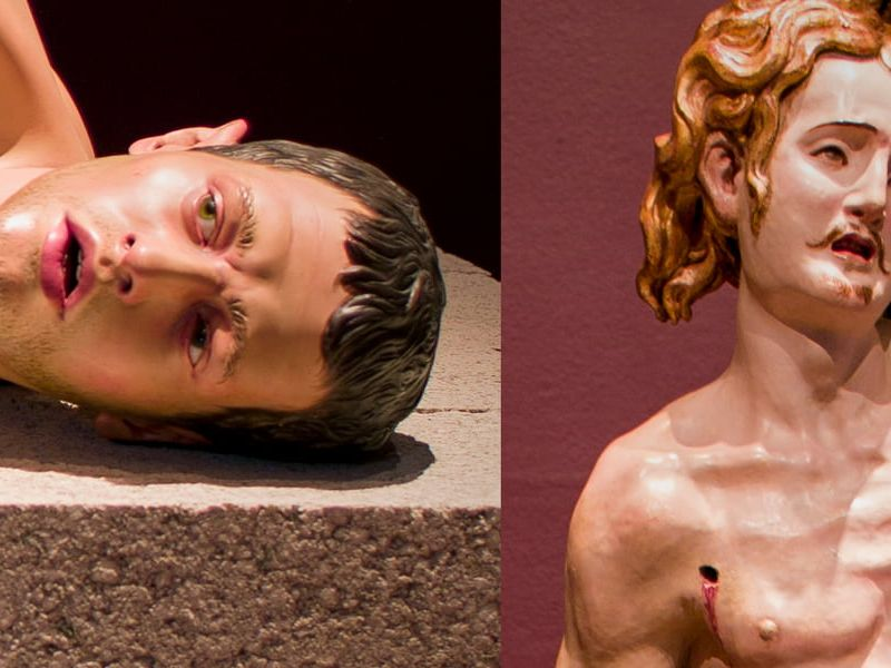 Juxtaposition (2021) in Gallery 8