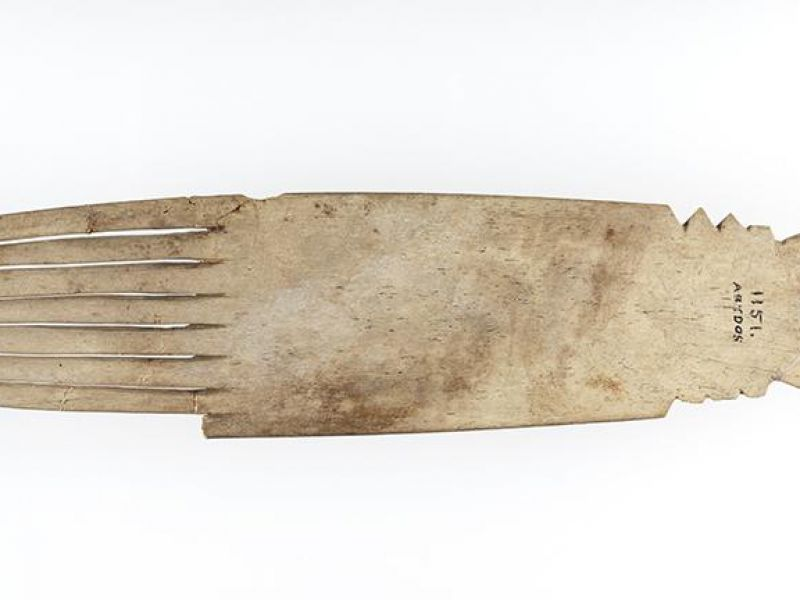 Featured image for the project: African Combs