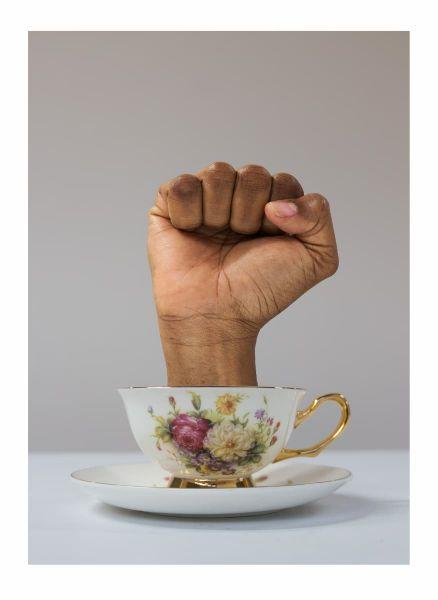 Empowerment, from series I AM SUGAR. London. 2018. Digital print on paper © Richard Mark Rawlins