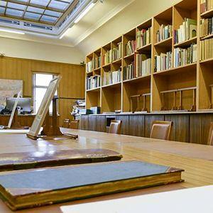 Graham Robertson Study room