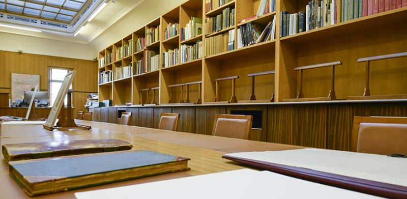 Featured image for the project: Study Room