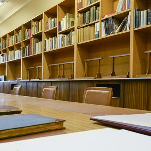 The Graham Robertson Study Room