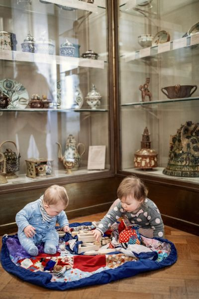 A highlight image for Shortlisted for Kids in Museums Family Friendly Museum Award