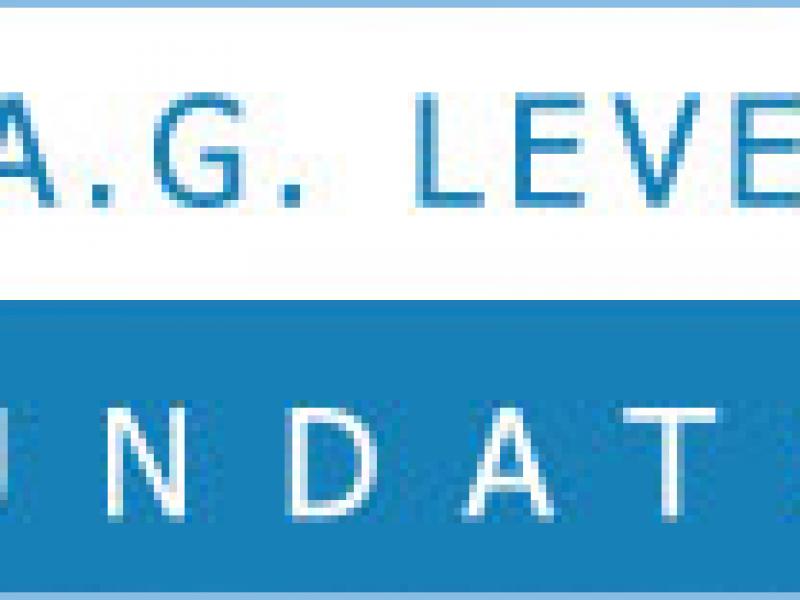 Logo for A.G. Leventis Foundation