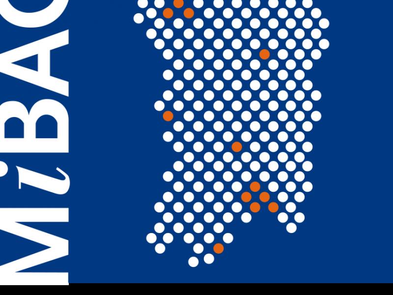 Logo for The Polo Museale della Sardegna, Cagliari, Sardinia