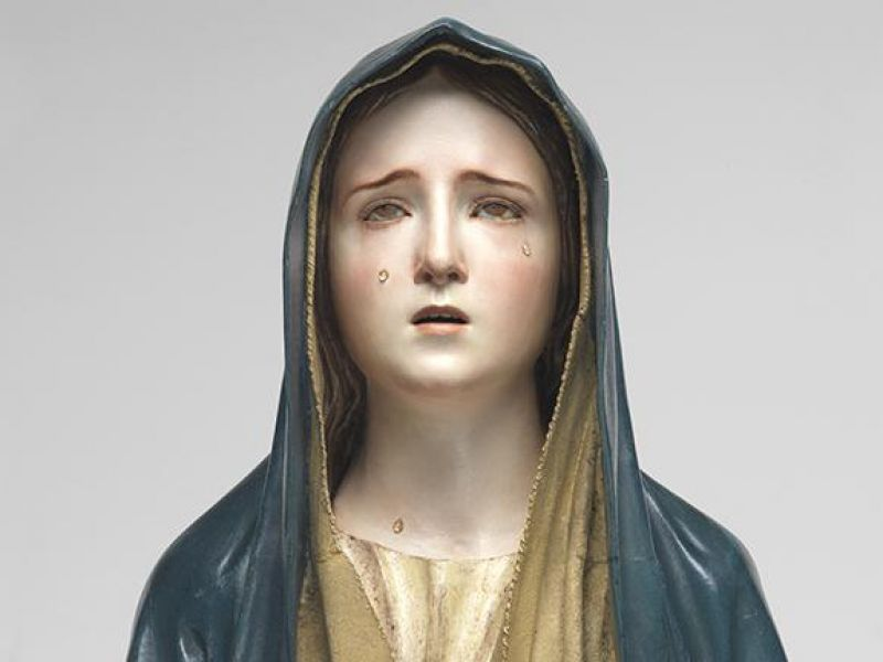 Virgin of Sorrows (Mater Dolorosa) - M.7 2014