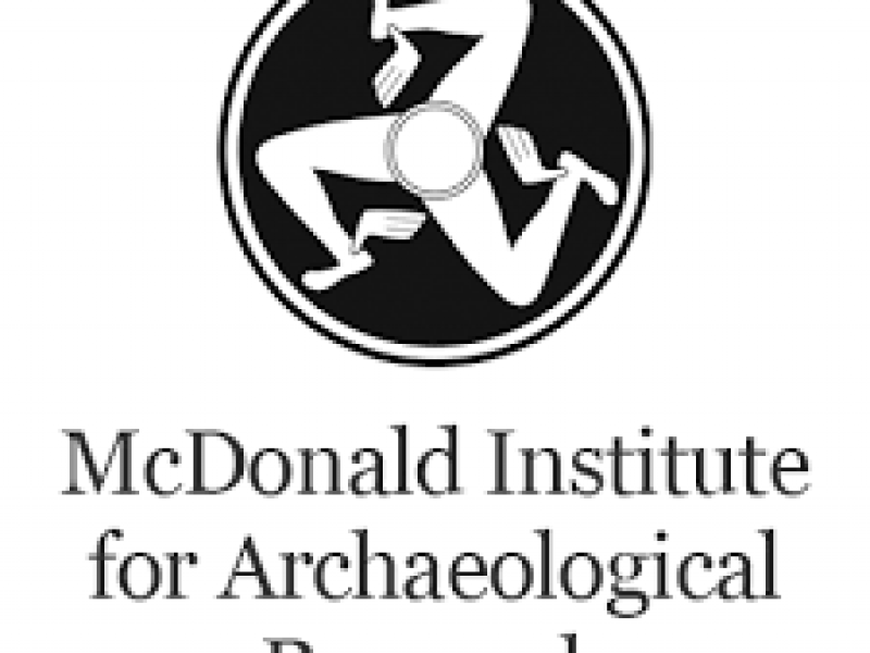 Logo for McDonald Institute for Archaeological Research
