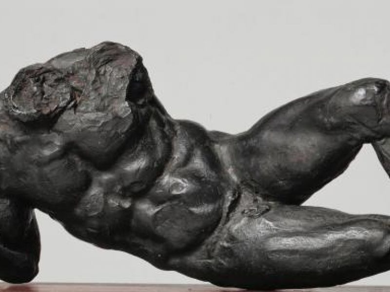 Highlight image for Booking open for Michelangelo bronze conference