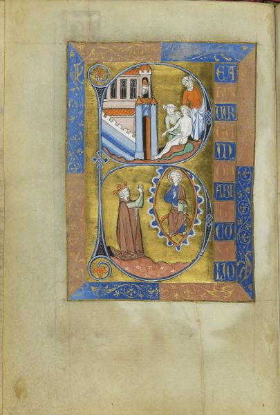 Featured image for the project: The Psalter