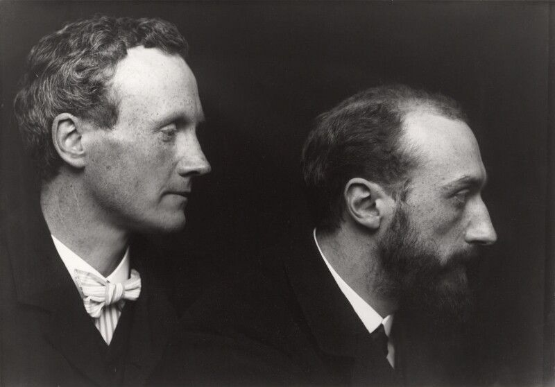 Featured image for the project: Charles S. Ricketts (1863–1937) & Charles H. Shannon (1866–1931)