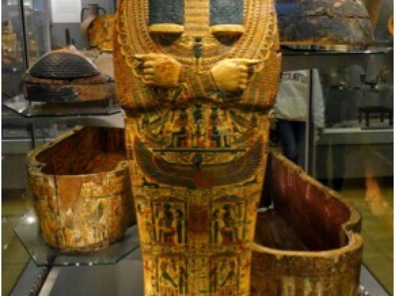 Mummy board of Nespawershefyt