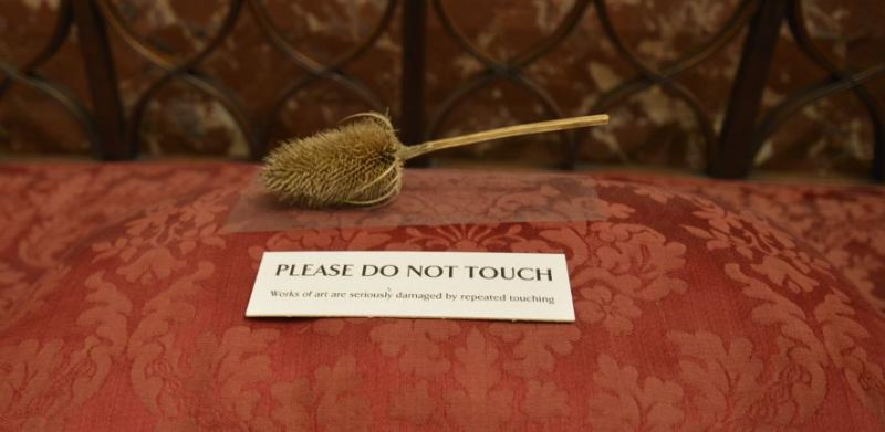 Featured image for the project: Please, do not touch
