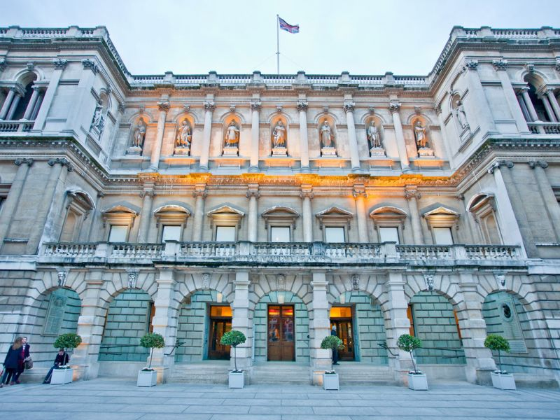 Highlight image for The Royal Academy