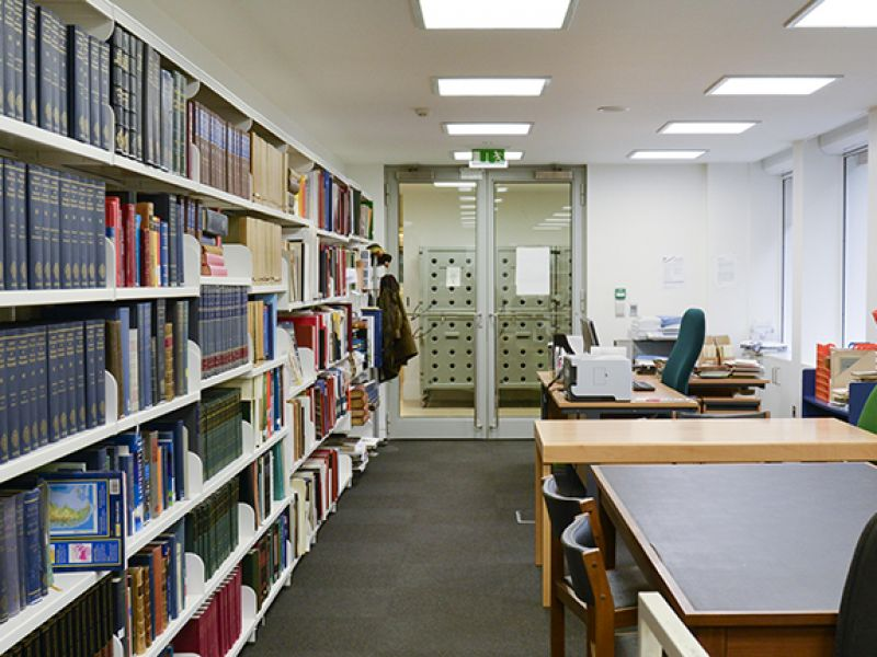 The reference library