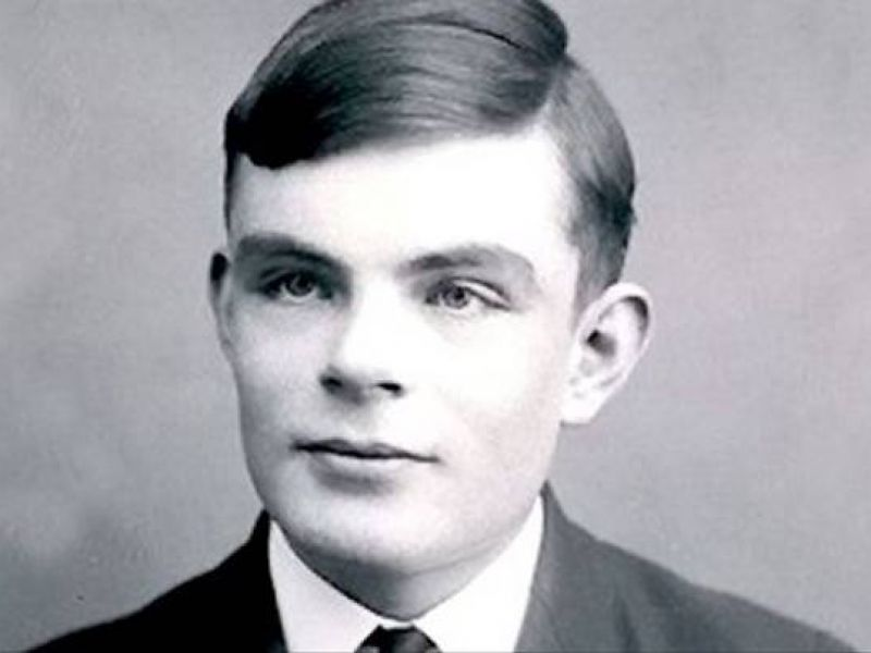 A highlight image for New Alan Turing archives on show